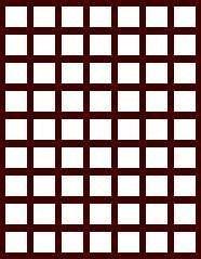 目の錯覚を利用したトリックアートだまし絵画像